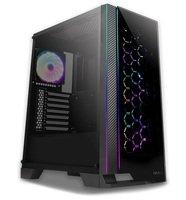 Корпус ПК Antec NX600 Gaming , без БП, 2xUSB2.0, 1xUSB3.0 (0-761345-81060-9)