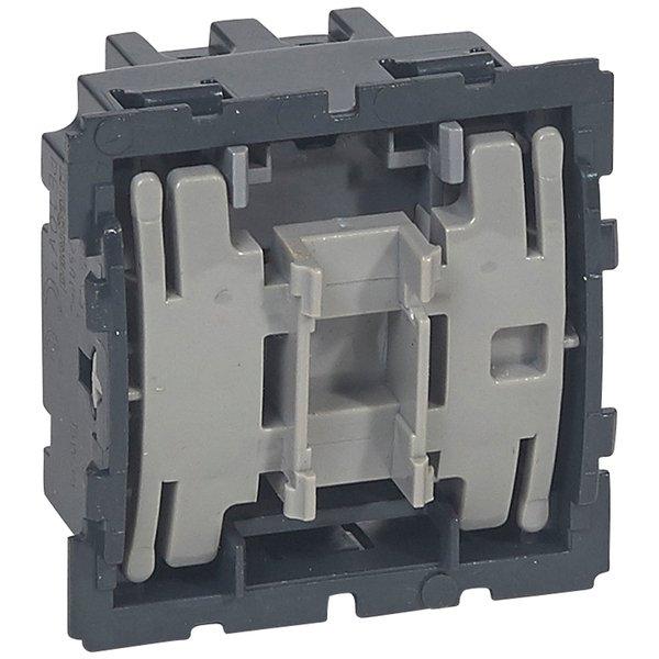 Купить Опции к пассивному сетевому оборудованию, Переключатель Legrand промежуточный 10АХ 250В Celiane Legrand
