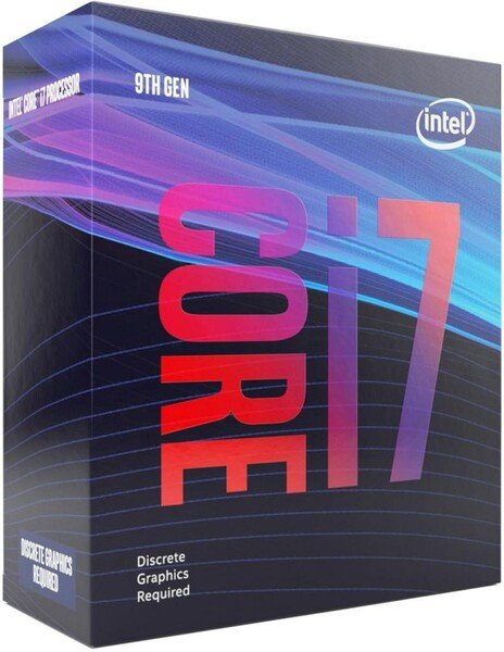 Купить Процессоры, Процессор Intel Core i7-9700F 8/8 3.0GHz (BX80684I79700F)