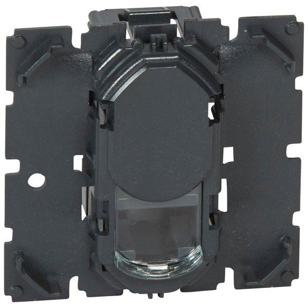 Купить Розетки и выключатели, Розетка информационная Celiane Legrand RJ45 кат.6 UTP