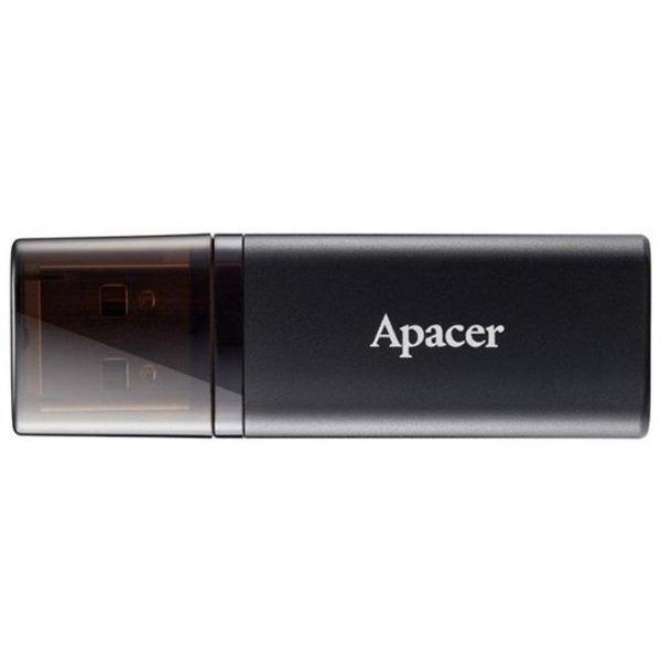 Накопичувач USB 2.0 APACER AH23B 32GB Black (AP32GAH23BB-1) фото