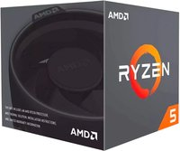 Процесор AMD Ryzen 5 1600 6/12 3.2GHz (YD1600BBAFBOX)