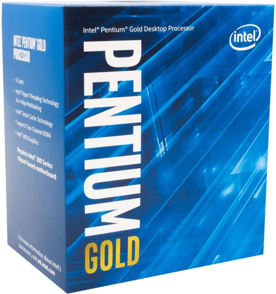 Процесор Intel Pentium Gold G5420 2/4 3.8GHz (BX80684G5420) фото1