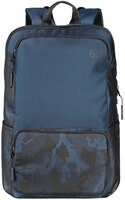 """<p>Рюкзак Tucano для Notebook 15.6"""" Planet Terras Camouflage Backpack Blue</p>"""