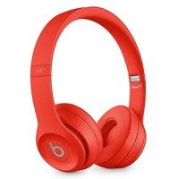 Навушники Bluetooth Beats Solo3 Wireless Headphones A1796 Red