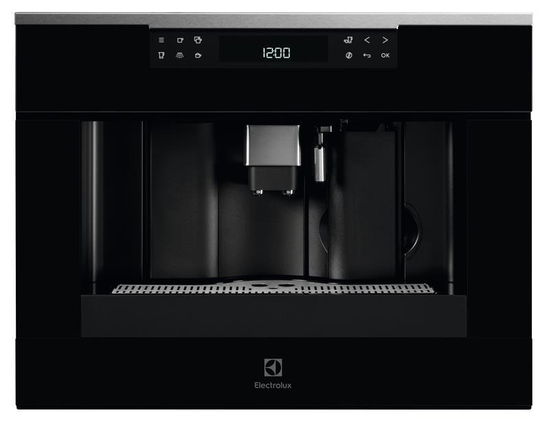 Встраиваемая кофеварка Electrolux KBC65X фото 1