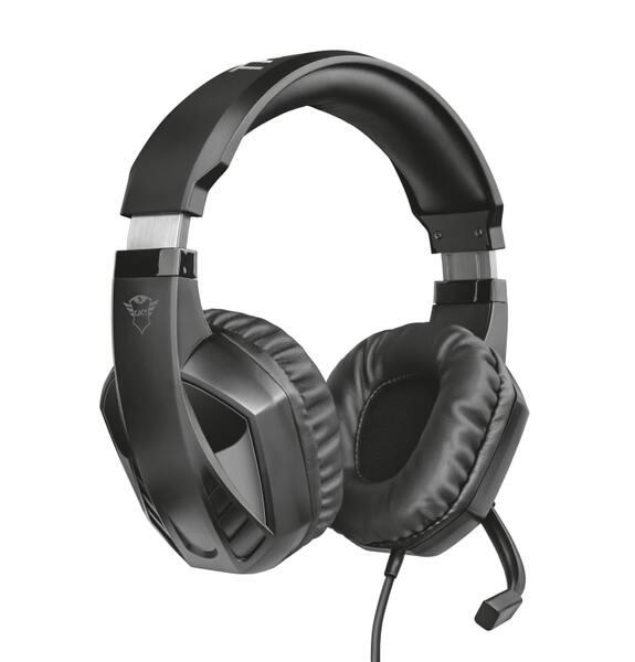 Купить Наушники Trust GXT 412 Celaz Multiplatform 3.5mm Black
