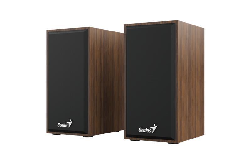 Акустична система Genius 2.0 SP-HF180 USB Wood фото1