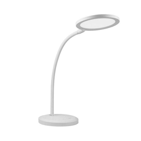 Настольная лампа светодиодная LED V-TAC SKU-8673 7W 230V 3000K white фото 1