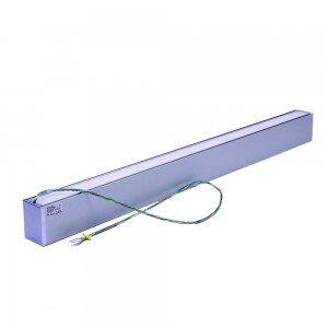 Купить Светодиодные светильники, Светильник внутренний линейный LED V-TAC, SKU-378, Samsung Chip, 1200mm, 60W, 230V, 4000К, серебро (3800157638524)