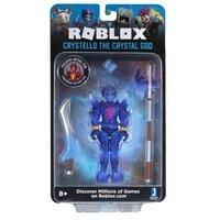Игровая коллекционная фигурка Jazwares Roblox Imagination Figure Pack Crystello the Crystal God W7 (ROB0272)
