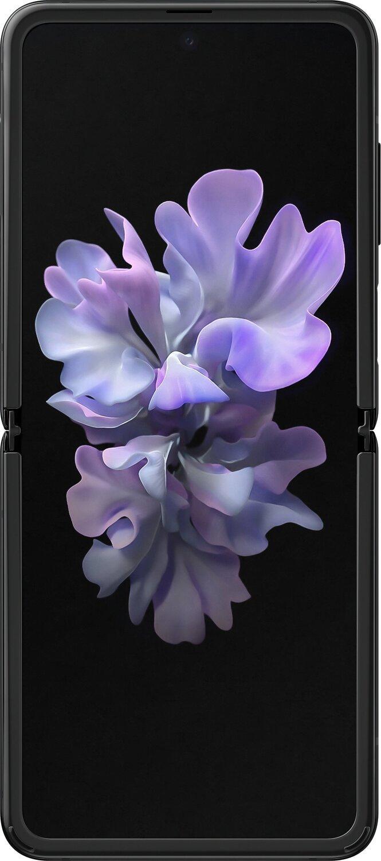 Смартфон Samsung Galaxy Z Flip Black фото 1