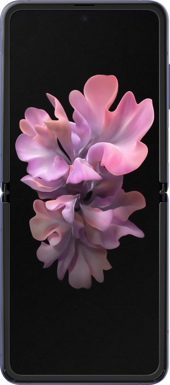 Смартфон Samsung Galaxy Z Flip Purple фото 1