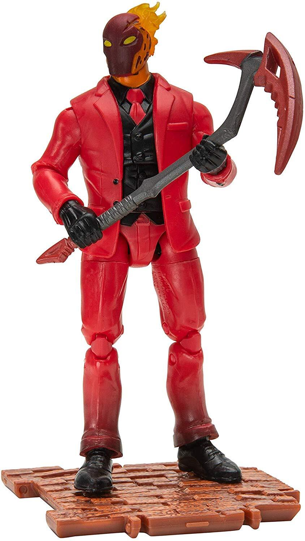 Колекційна фігурка Fortnite Solo Mode Inferno S4 (FNT0259) фото