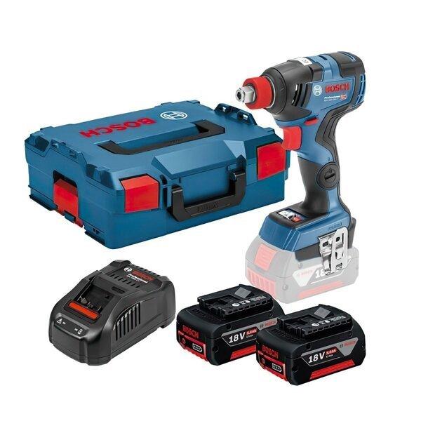 Купить Гайковерты, Аккумуляторный гайковерт Bosch GDX 18V-200 C (06019G4201)