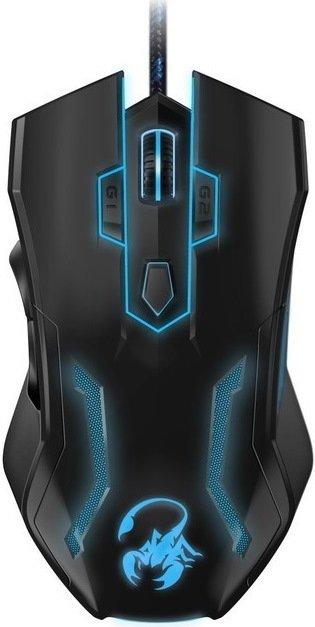 Ігрова миша Genius Scorpion Spear Pro USB Black (31040003400)фото