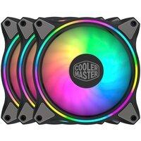 Набор корпусных вентиляторов Cooler Master MasterFan MF120 (MFL-B2DN-183PA-R1)