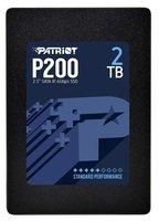 "SSD накопитель PATRIOT P200 2TB 2.5""SATA3 (P200S2TB25)"