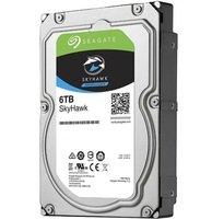 """Жесткий диск внутренний Seagate 3.5"""" SATA 3.0 6TB 5400 256MB SkyHawk (ST6000VX001)"""