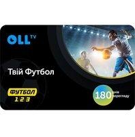 Сервисный пакет OLL.TV Футбол 180
