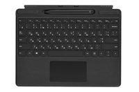 Клавиатура Microsoft Surface Pro X Signature Slim Pen Bundle Black