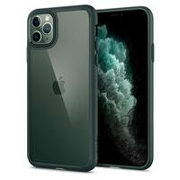 Чехол Spigen для iPhone 11 Pro Ultra Hybrid Midnight Green