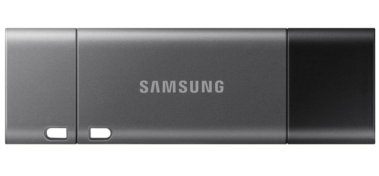 Накопичувач USB 3.1 SAMSUNG Duo Plus 32GB (MUF-32DB/APC) фото1