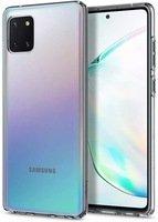 Чехол Spigen для Galaxy Note 10 Lite Liquid Crystal Crystal Clear
