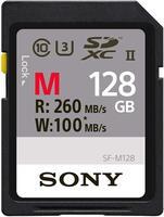 Карта памяти Sony SDXC 128GB C10 Classic M UHS-II U3 V60 R277/W150MB/s (SF-M128)