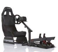 Кокпит с креплением для руля и педалей Playseat Evolution - Alcantara