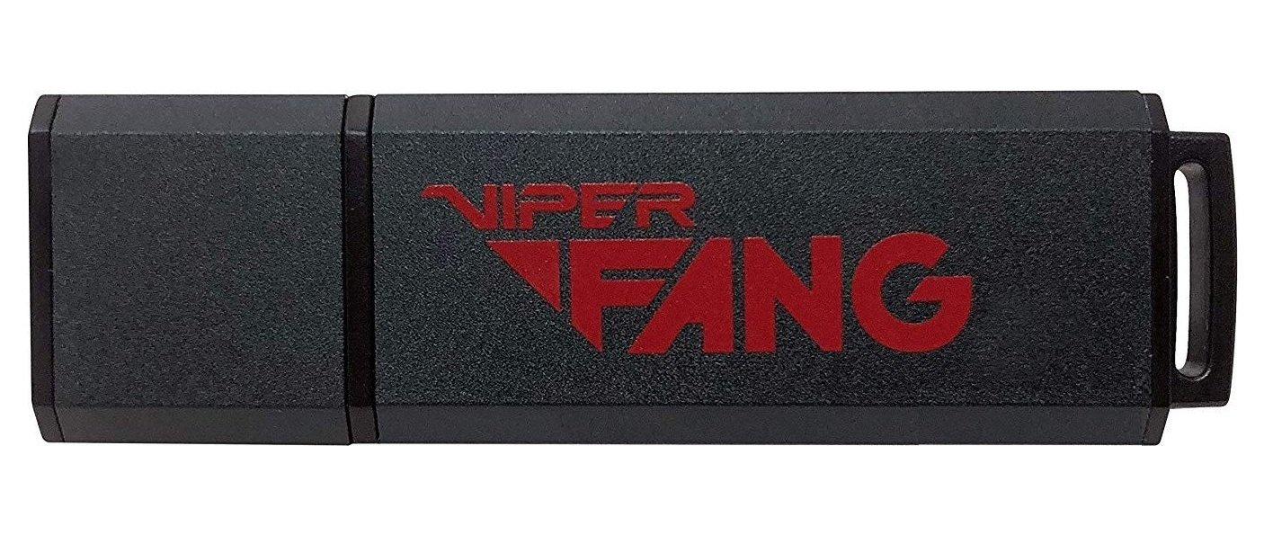 Накопичувач USB 3.1 Patriot Viper Fang R400MB/s 256GB фото