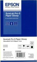 Рулонная бумага Epson Superlab Pro-s Paper Glossy BP 152mm x 65m, 2 шт (C13S450062BP)