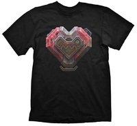 "Футболка Starcraft II ""Terran Heart "", размер XL (GE1814XL)"