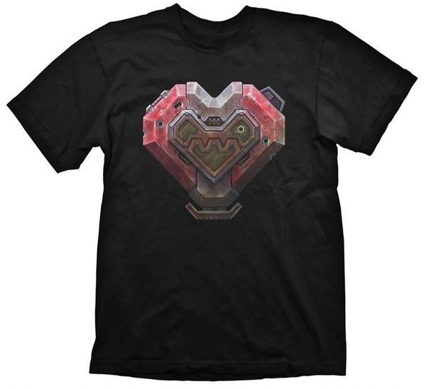 Купить Игровая атрибутика, Футболка Starcraft II Terran Heart , размер L (GE1814L), GAYA