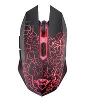Игровая мышь Trust GXT107 Izza Wireless Mouse Black (23214_TRUST)