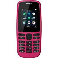 Мобильный телефон Nokia 105 2019 Single Sim Pink