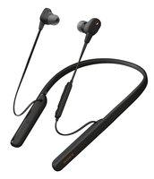 Навушники Bluetooth Sony WI -1000 Wireless ANC Mic Black
