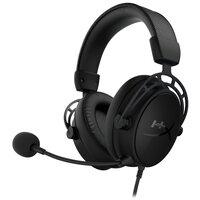 Игровая гарнитура HyperX Cloud Alpha S Blackout (HX-HSCAS-BK/WW)