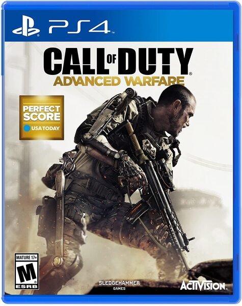 Купить Игры, Игра Call of Duty: Advanced Warfare (PS4, Русская версия), Games