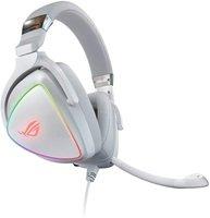 Игровая гарнитура ASUS ROG Delta White Edition