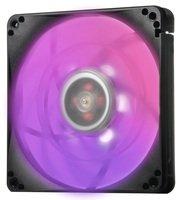 Вентилятор для корпуса Silver Stone FW124-ARGB Quiet Slim (SST-FW124-ARGB)