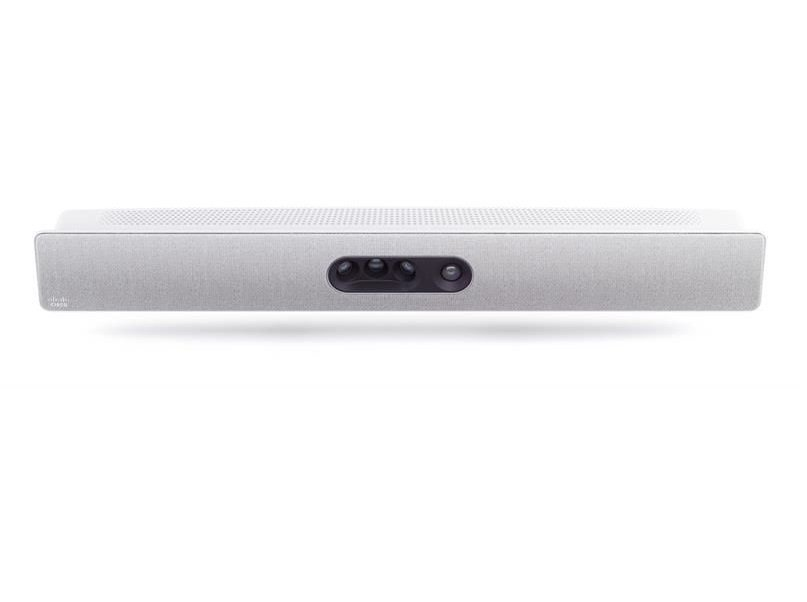 Видеотерминал Cisco Room Kit Plus Codec Plus Quad Camera and Touch 10 фото