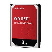 """Жорсткий диск внутрішній WD 3.5"""" SATA 3.0 3TB 5400 256MB Red NAS"""