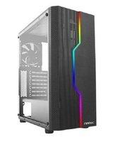 Корпус Antec NX230 Gaming без БП 2xUSB2.0 1 x USB3.0 боковая панель (акрил) 1х120 мм Black