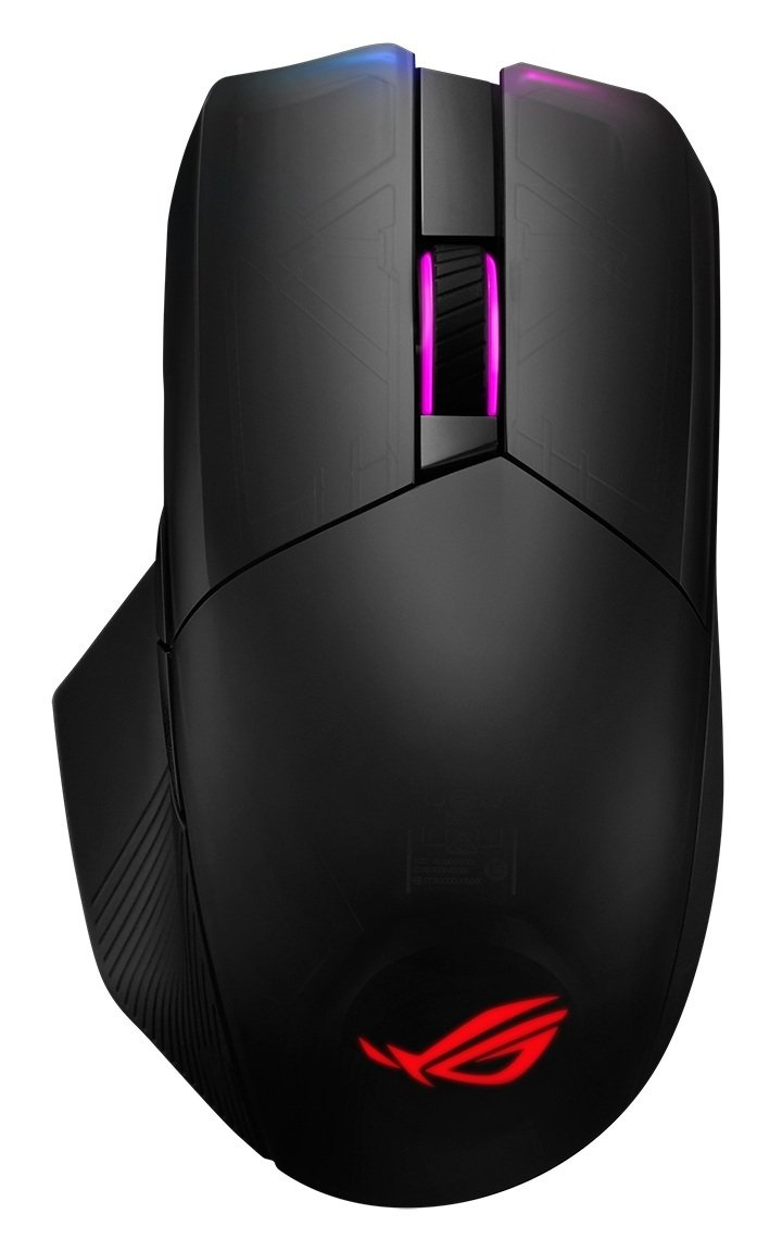 Ігрова миша Asus ROG Chakram WL Black (90MP01K0-BMUA00)фото1
