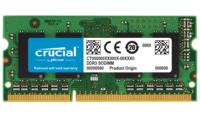 Пам'ять для ноутбука Micron Crucial DDR3 1866 4GB SO-DIMM 1.35/1.5V for Mac