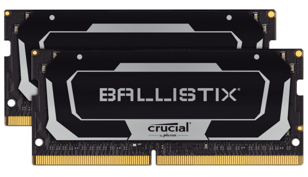 Купить Оперативная память - ОЗУ, Память для ноутбука Micron Crucial DDR4 3200 16GB KIT (8GBx2) SO-DIMM Ballistix