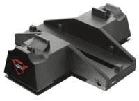Подставка Trust GXT 702 Cooling Stand & Duo Charging Dock для PlayStation