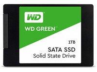 """SSD накопичувач 2.5""""WD Green 1TB SATA TLC"""