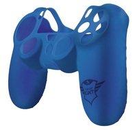 Силиконовый чехол Trust GXT 744B Rubber Skin для геймада PlayStation Blue